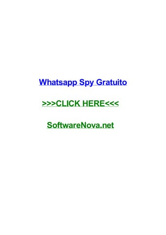 Whatsapp spy gratuito by jacobyswhn - issuu