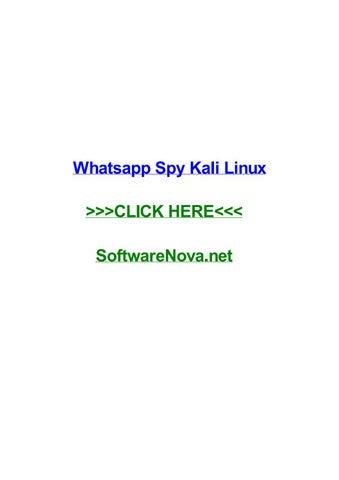 How to spy on whatsapp using nokia 8