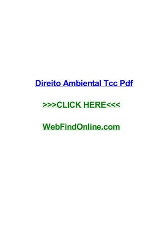 Ambiental pdf direito