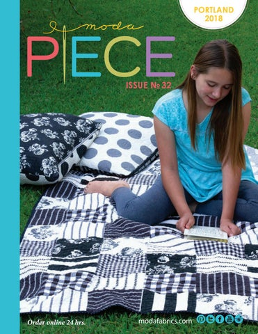 Moda Piece Issue No 32 by Moda Fabrics   United Notions - issuu 701fba17ad1