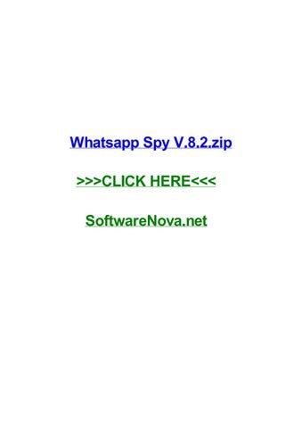 whatsapp spy gratis iphone 8