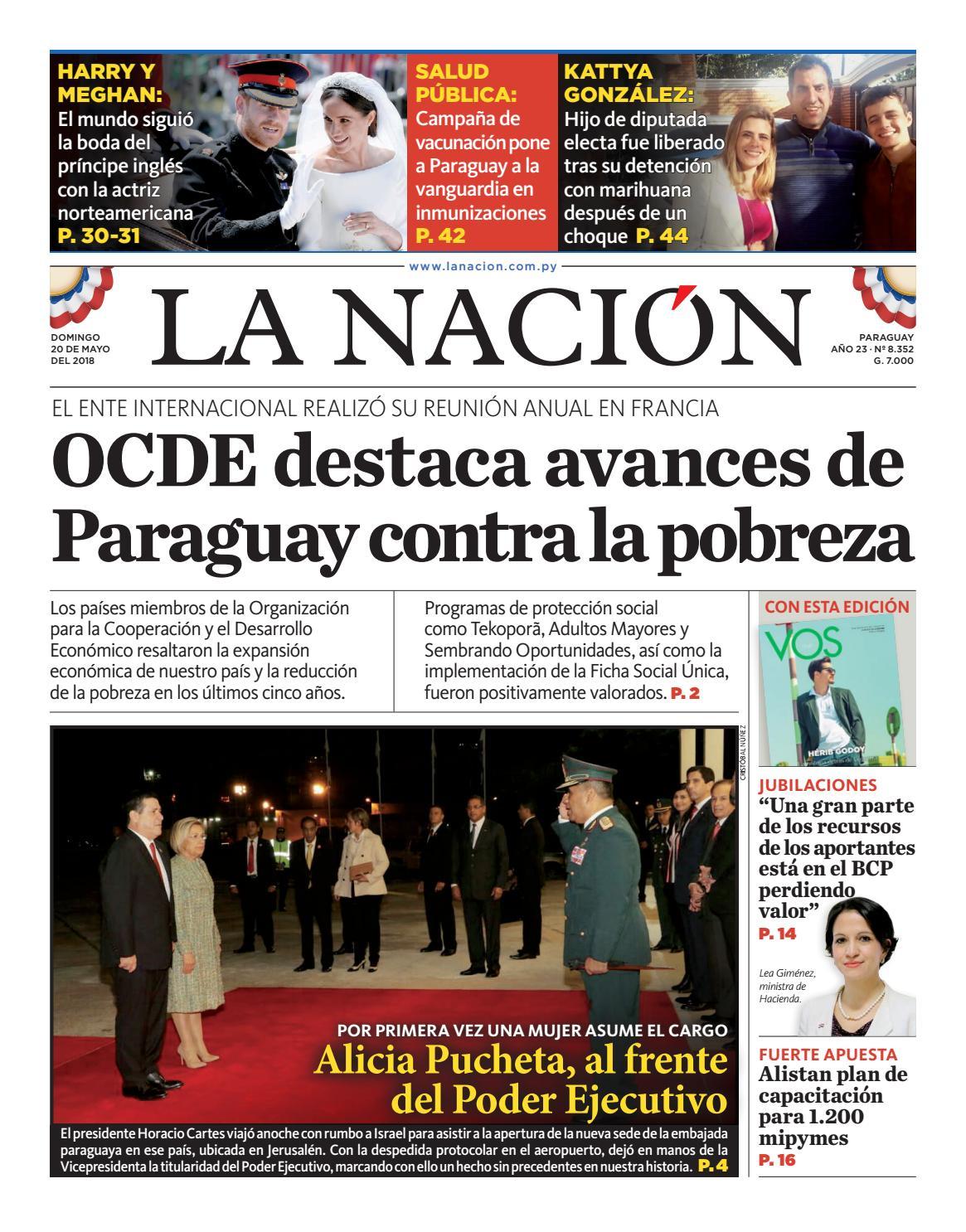 1fd7b851b DIARIO LA NACIÓN - EDICIÓN 8.352 by La Nación - issuu