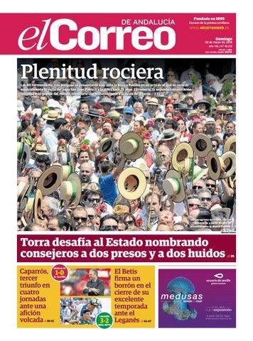 20.05.2018 El Correo de Andalucía by EL CORREO DE ANDALUCÍA S.L. - issuu d1fa8ae024aad