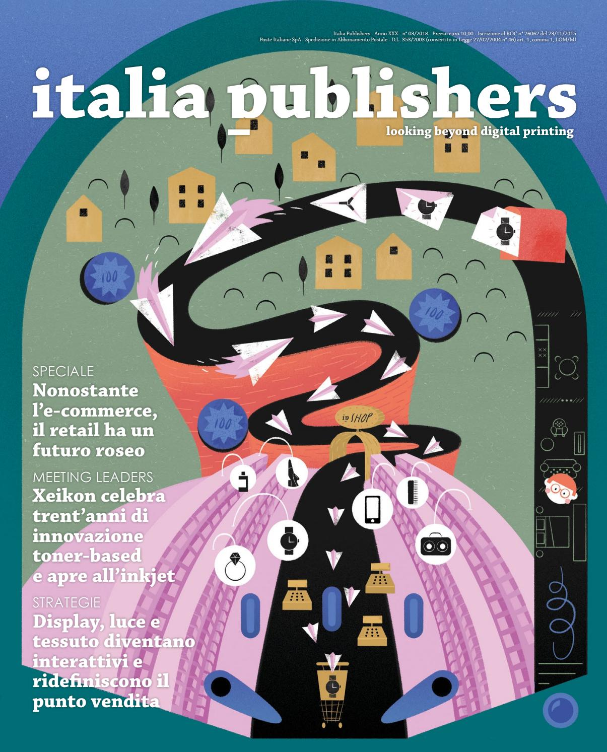 Italia Publishers 03 2018 by Density - issuu 5c1876c9edb7