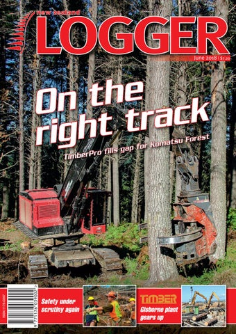 nz logger magazine june 2018 by nzlogger issuu