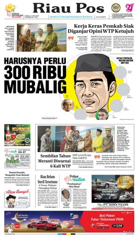 2018 05 21 by Riau Pos - issuu 4b405a4ed9