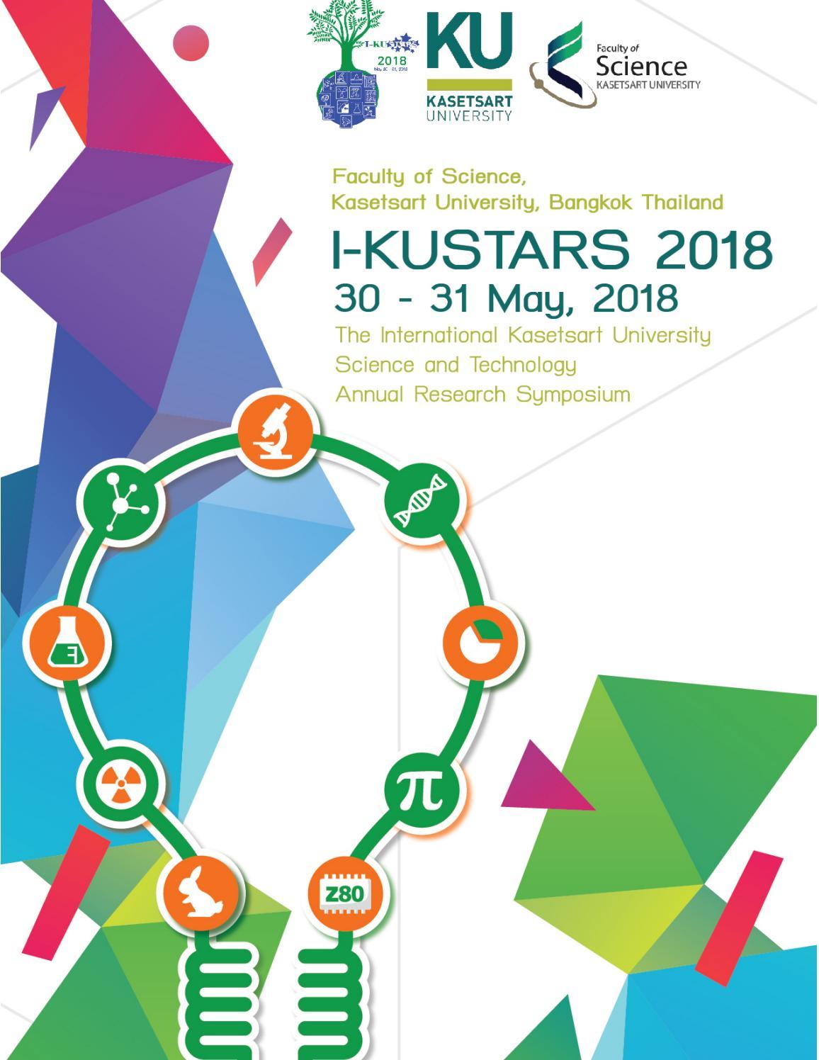 Abstract I Kustars2018 By Tongjinda Kaewarsa Issuu