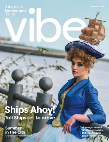 Vibe magazine: summer 2018 by Vibe magazine - issuu
