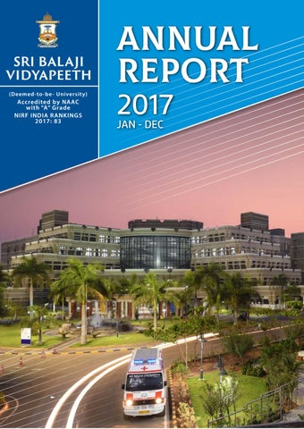 Annual Report 2017 Web By Dept Of Medical Informatics Issuu