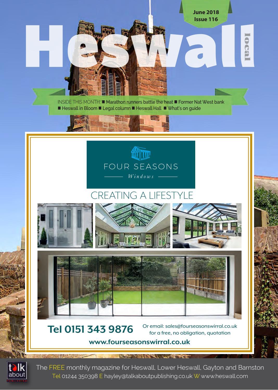 Heswall Local June 2018 By Talkabout Publishing Issuu Natwest Wiring Instructions