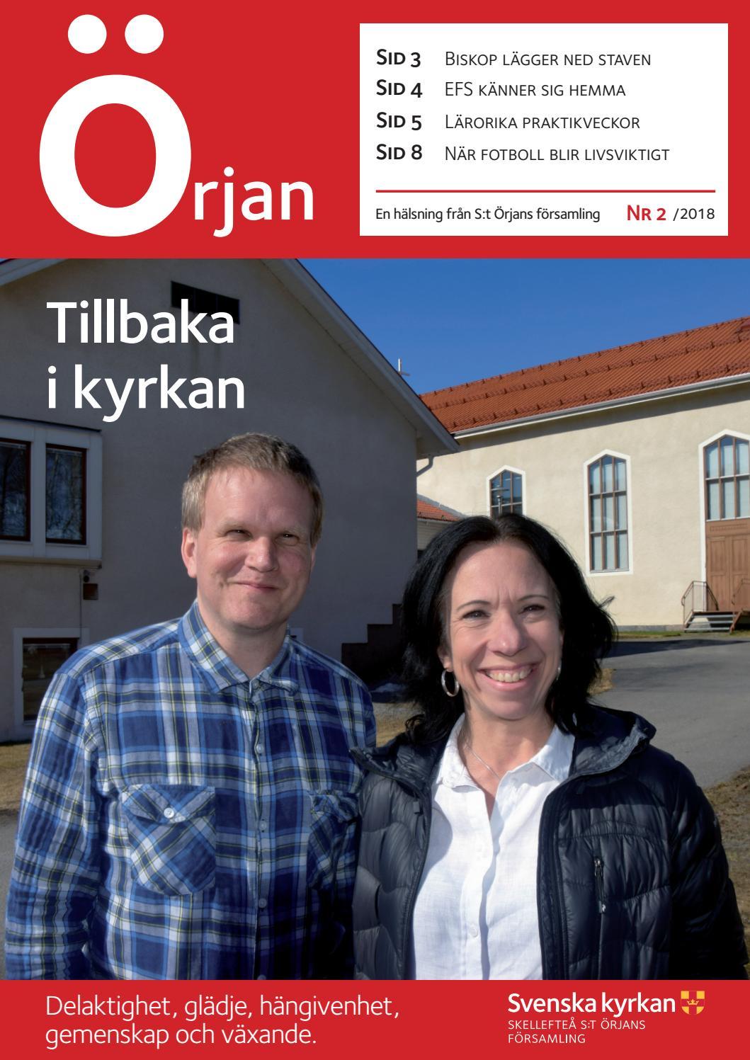 Människorna i Skellefteå Sankt Olov