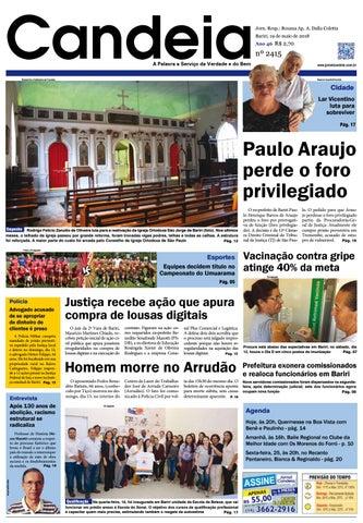 4362624ce4c92 Jornal candeia 19 05 2018 by Jornal Candeia - issuu