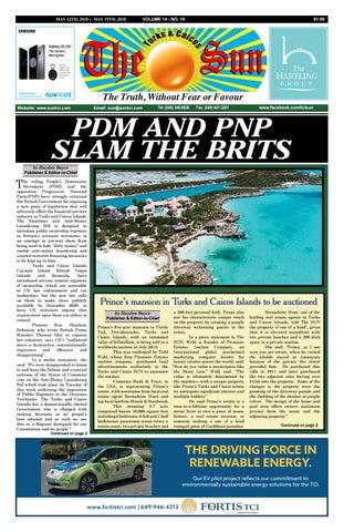 b9ca0da74995 VOLUME 14 ISSUE 19 by The SUN Newspaper - issuu