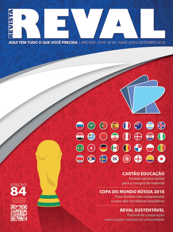 d6800746235 Revista Reval 84 - Parte 01 by Reval Atacado de Papelaria Ltda. - issuu