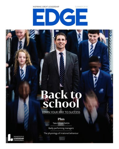 Edge Summer 2018 By Dialogue Issuu