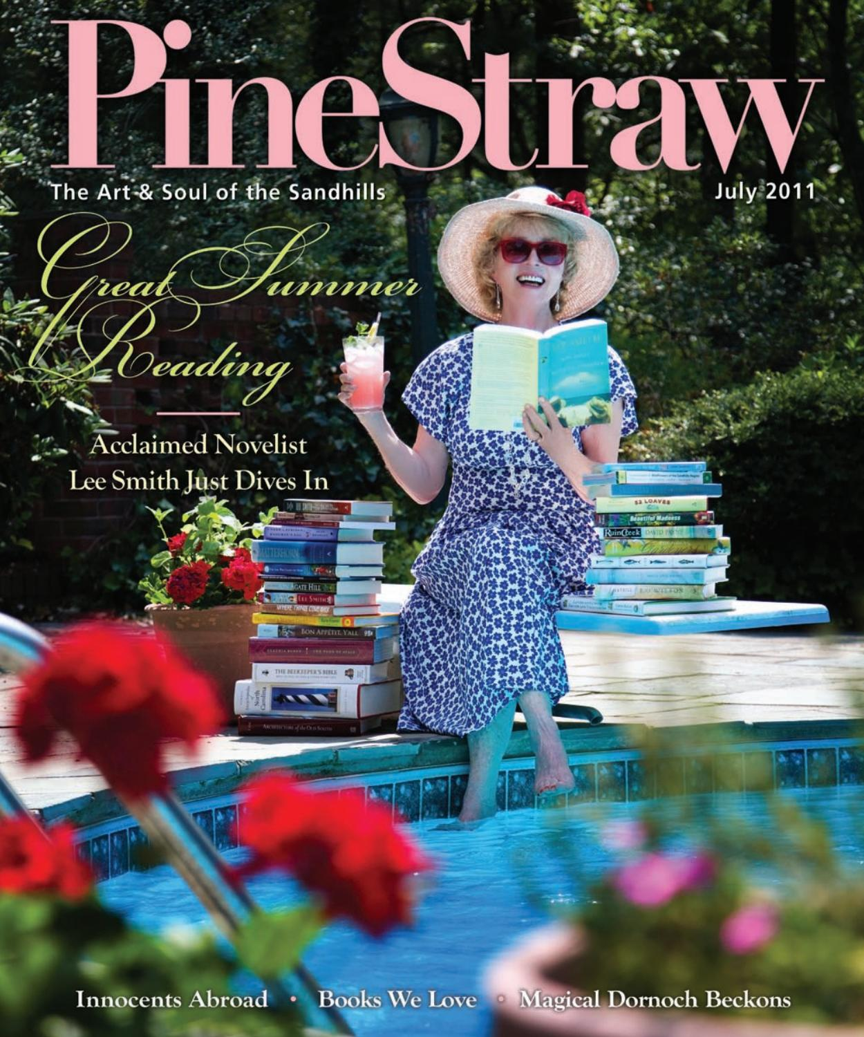 696bb6e4 July PineStraw 2011 by PineStraw Magazine - issuu