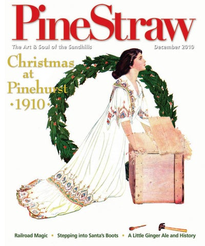 0d19e62bb6 December PineStraw 2010 by PineStraw Magazine - issuu