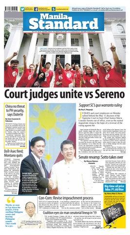 c4094bbb815 Manila Standard - 2018 May 22 - Tuesday by Manila Standard - issuu