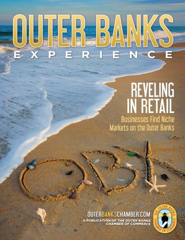 Outer Banks NC 2018 Chamber Magazine by Town Square Publications ... 0d92c26102ce