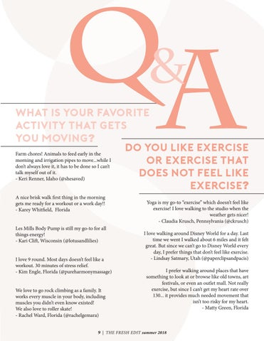 Page 9 of Health and Fitness