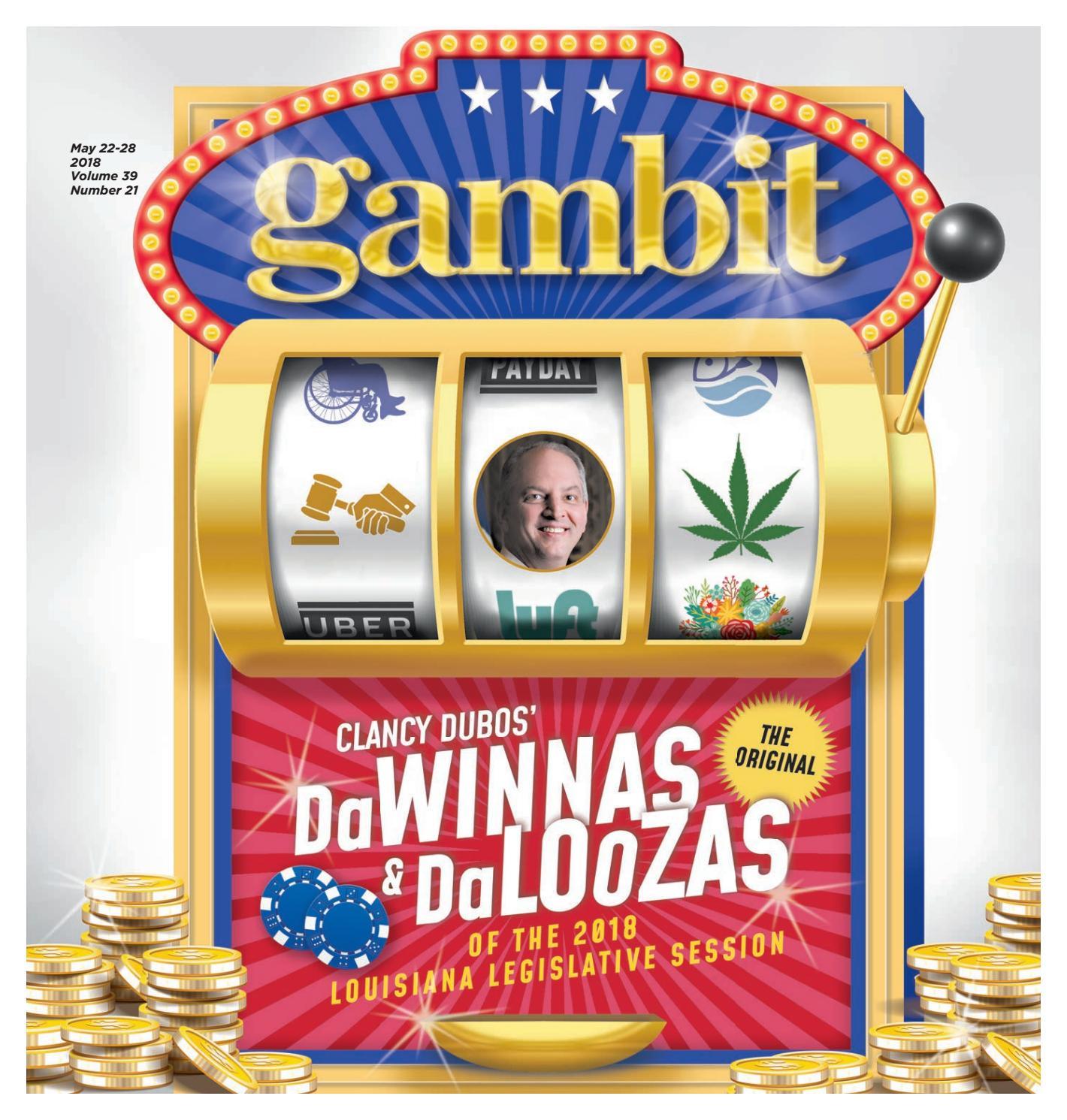 914f4d42ce8 Gambit New Orleans