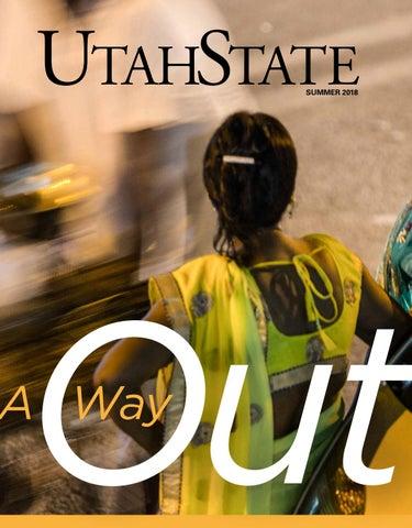 Utah state magazine summer 2018 by Utah State Magazine - issuu