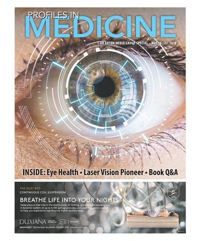 Profiles In Medicine 05-16-18 by Anton Community Newspapers