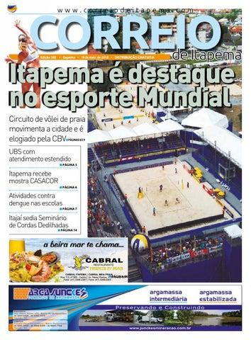 Edicao 380 CI by Fabiano Soares - issuu 95cb235bea6bc