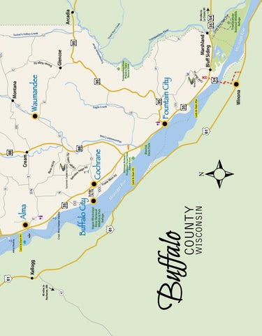 Page 21 of TRAVEL MAP & RESOURCES For Buffalo County