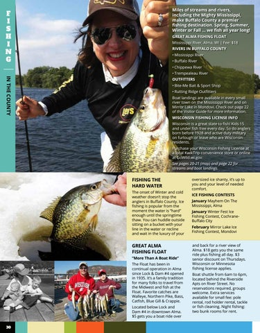 Page 30 of FISHING & HUNTING