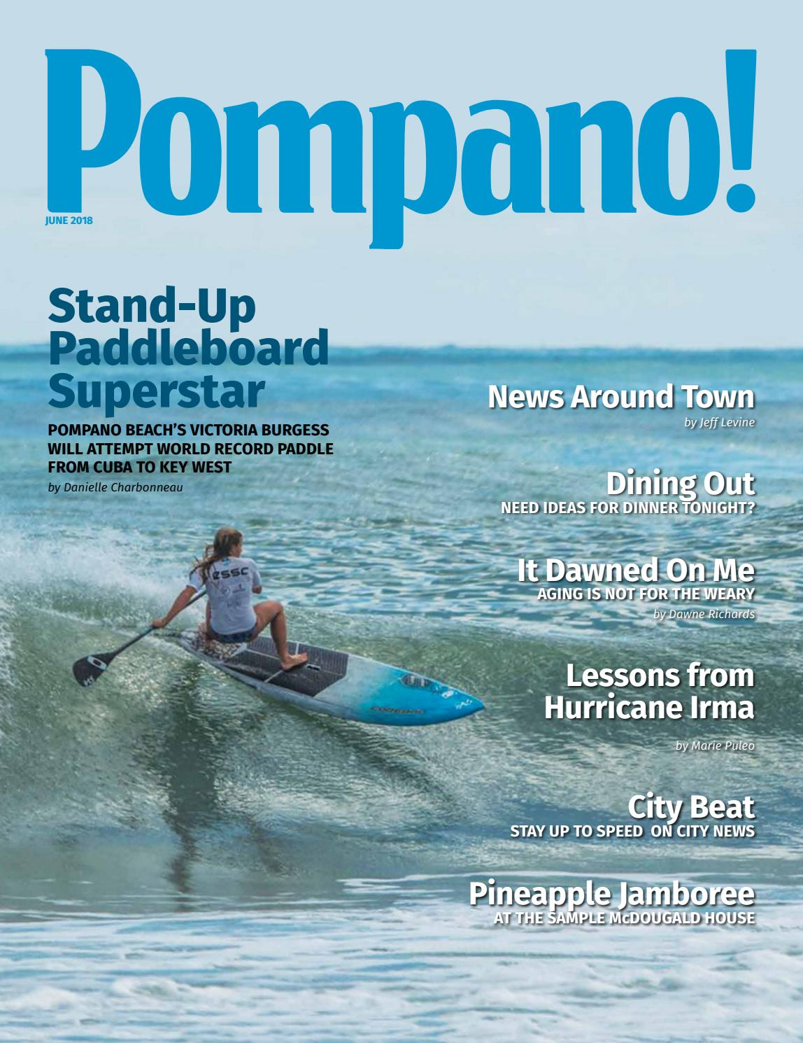 Pompano! Magazine June 2018 by Point! Publishing - issuu