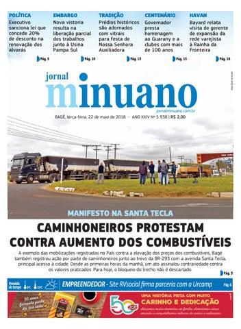 20180522 by Jornal Minuano - issuu 222add80262