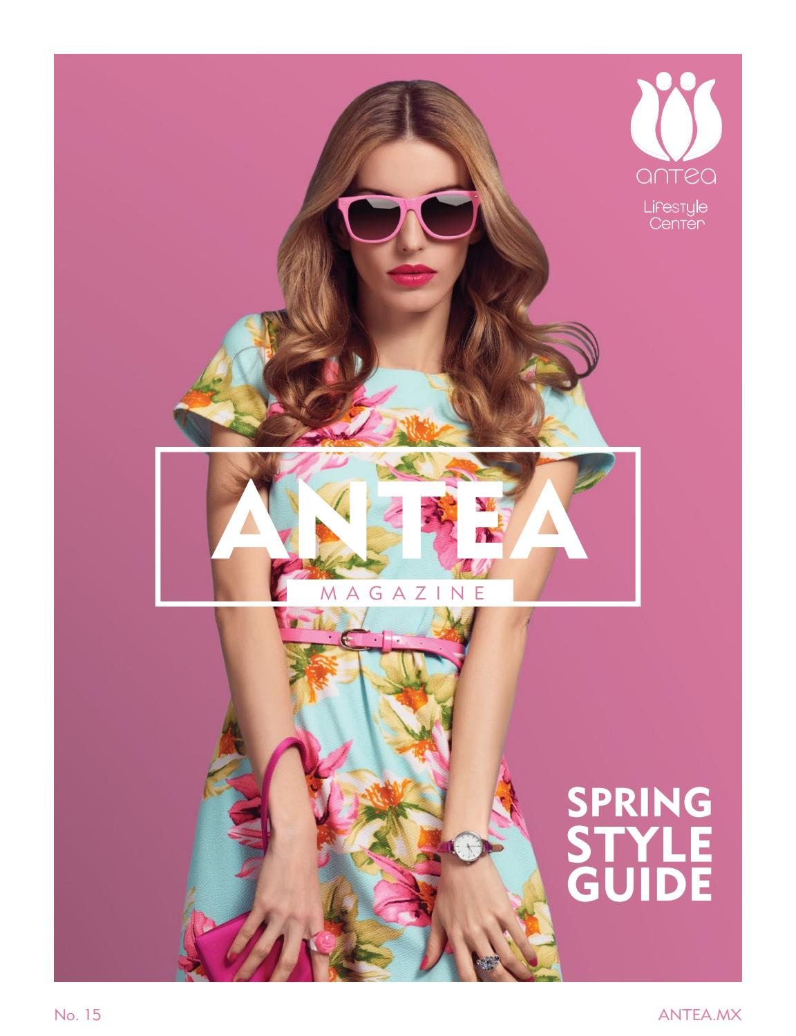 ANTEA MAGAZINE #15 PRIMAVERA 2018 by QUATRO GLOBAL MEDIA - issuu