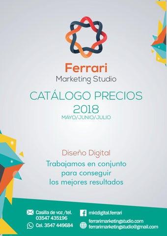 Listado de Precios Abril 2018 by Santa Maria - issuu a03826f24284