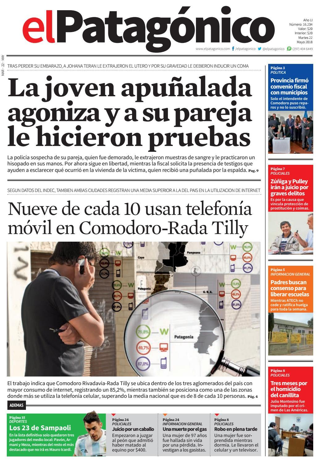 edicion220021052018.pdf by El Patagonico - issuu