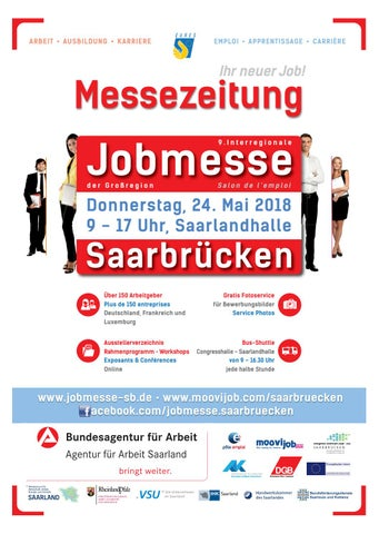 Ihr Neuer Job Messezeitung 9 Interregionale Jobmesse By