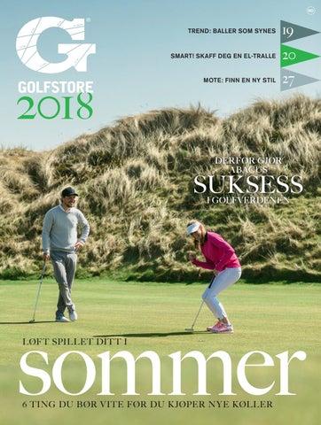 51f04ce1 Golfstore summermagazine 2018, no by Golfstore Group - issuu