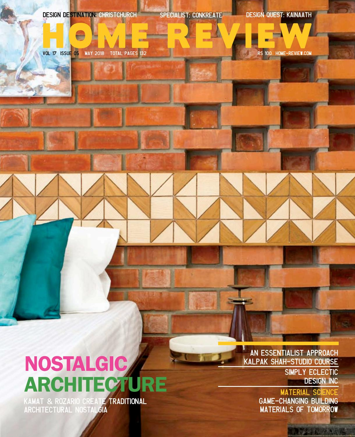 Home Review May 2018 By Home Review Issuu