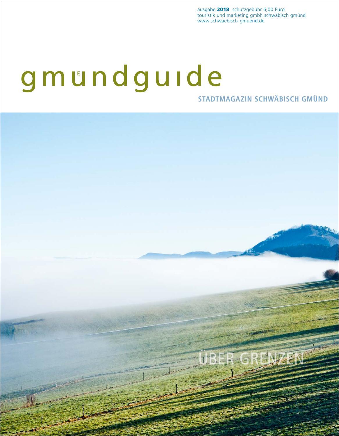 gmündguide - Stadtmagazin Schwäbisch Gmünd by Gestaltungsagentur ...