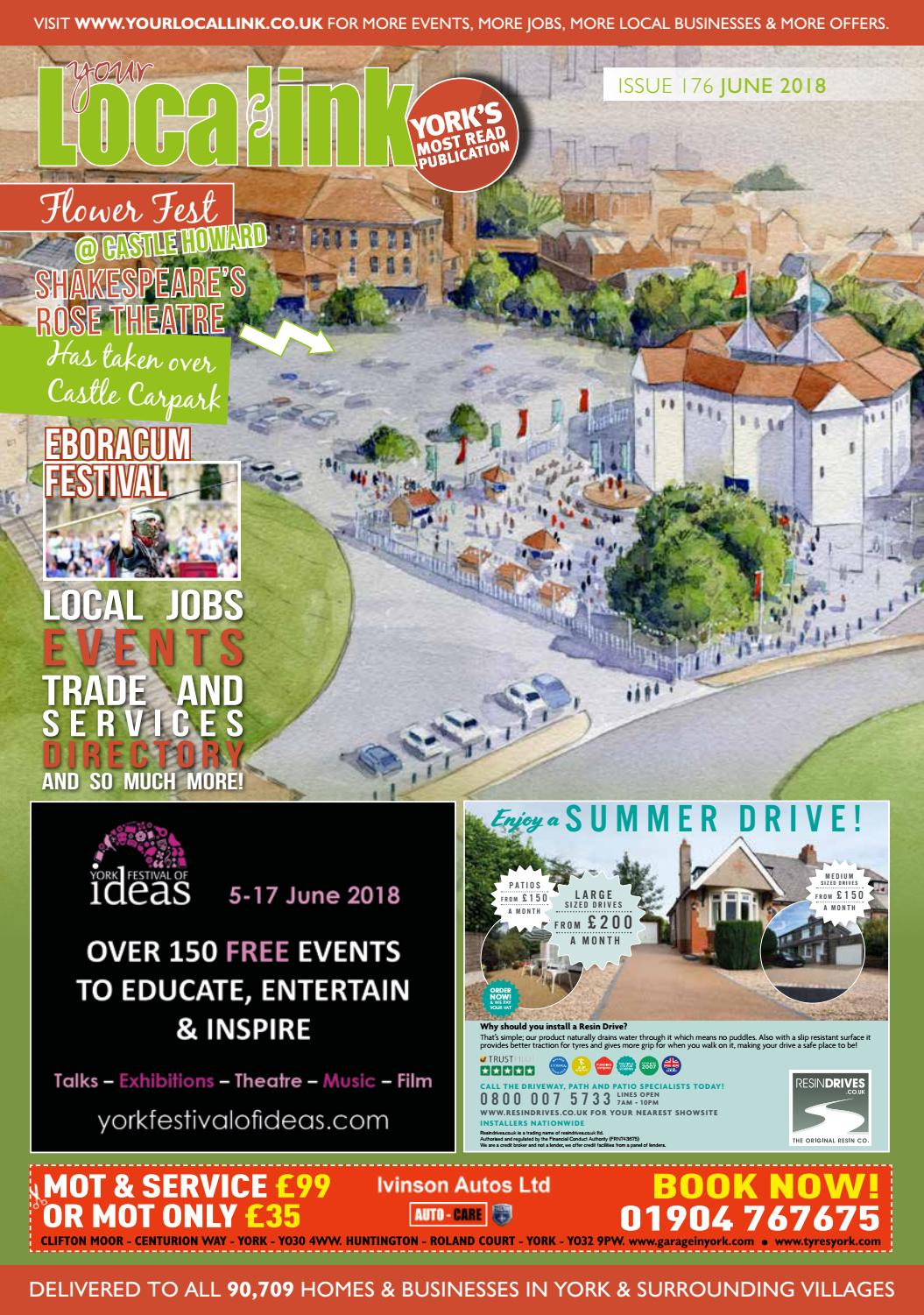 17a4faf433fd2 Your Local Link June 2018 by Your Local Link Ltd - issuu