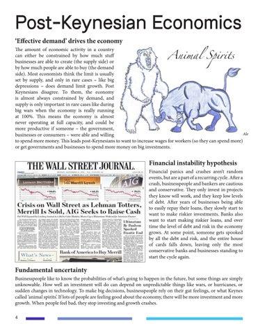 Page 4 of Post-Keynesian Economics
