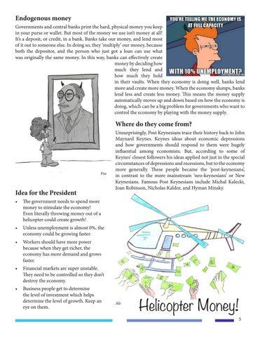 Page 5 of Post-Keynesian Economics