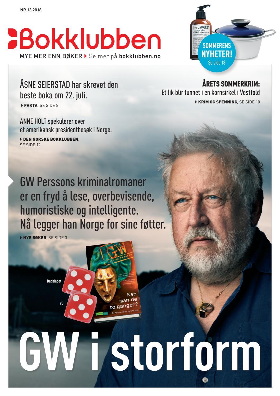 25fa48fd Bokklubben - Medlemsblad nr 13, 2018 by De norske Bokklubbene - issuu