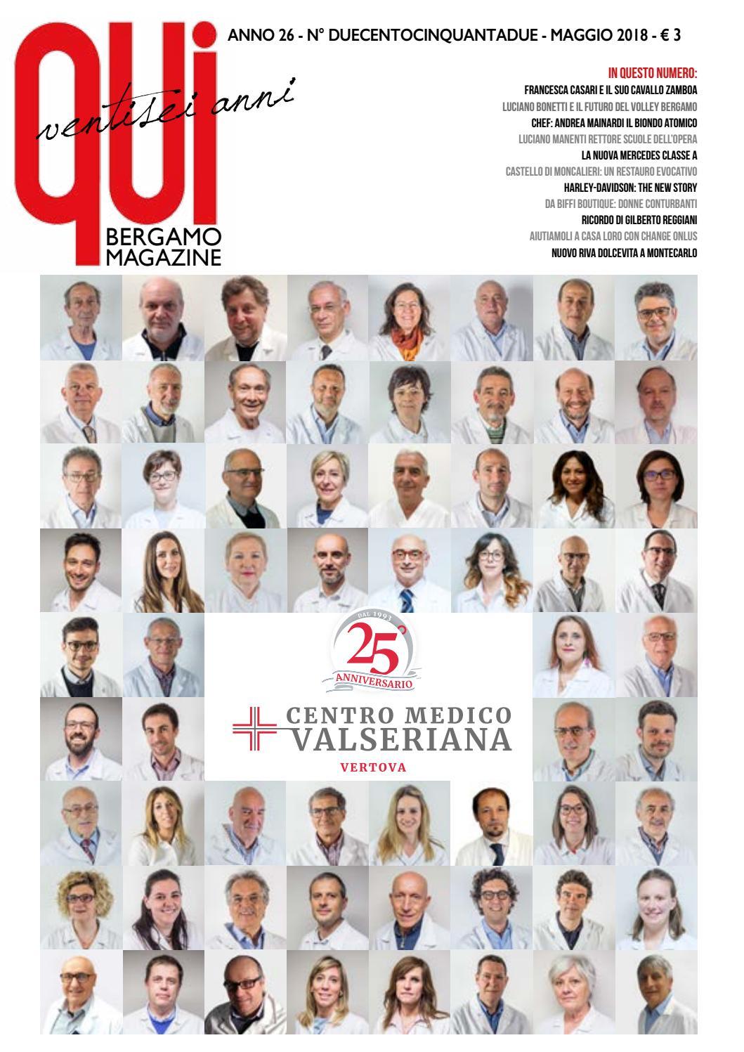Qui Bergamo n.ro 252 by EDITA PERIODICI - issuu 3f4214c8180