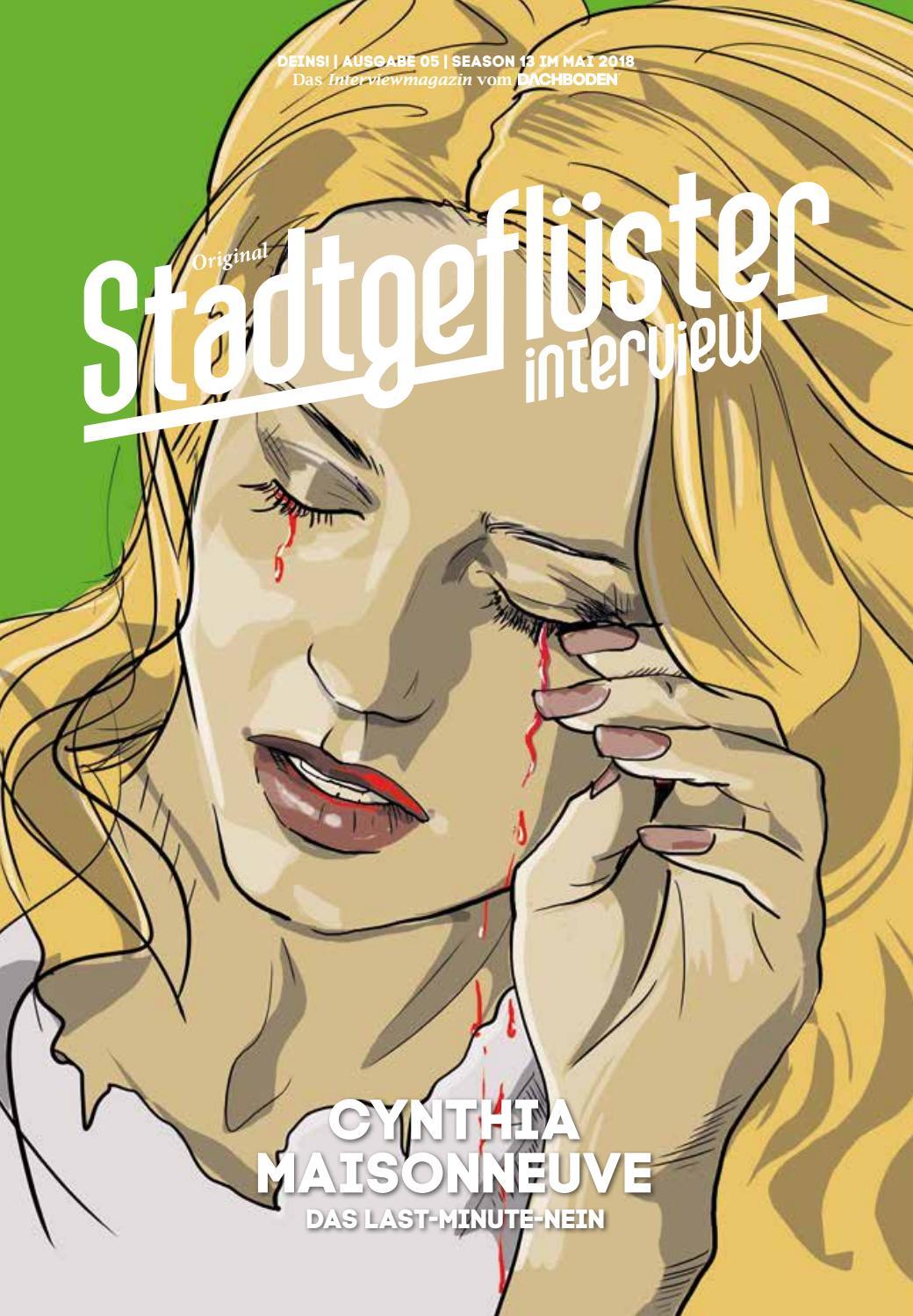 Stadtgefluster Mai 2018 By Daniel Buschmeyer Issuu