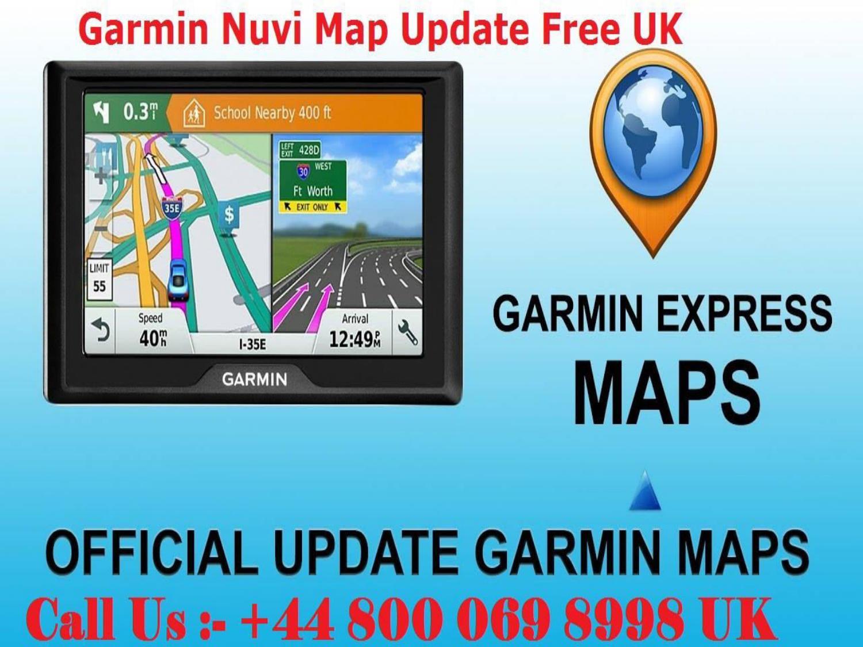 Garmin Express not Working Windows 10? Call +44 800-069-8998