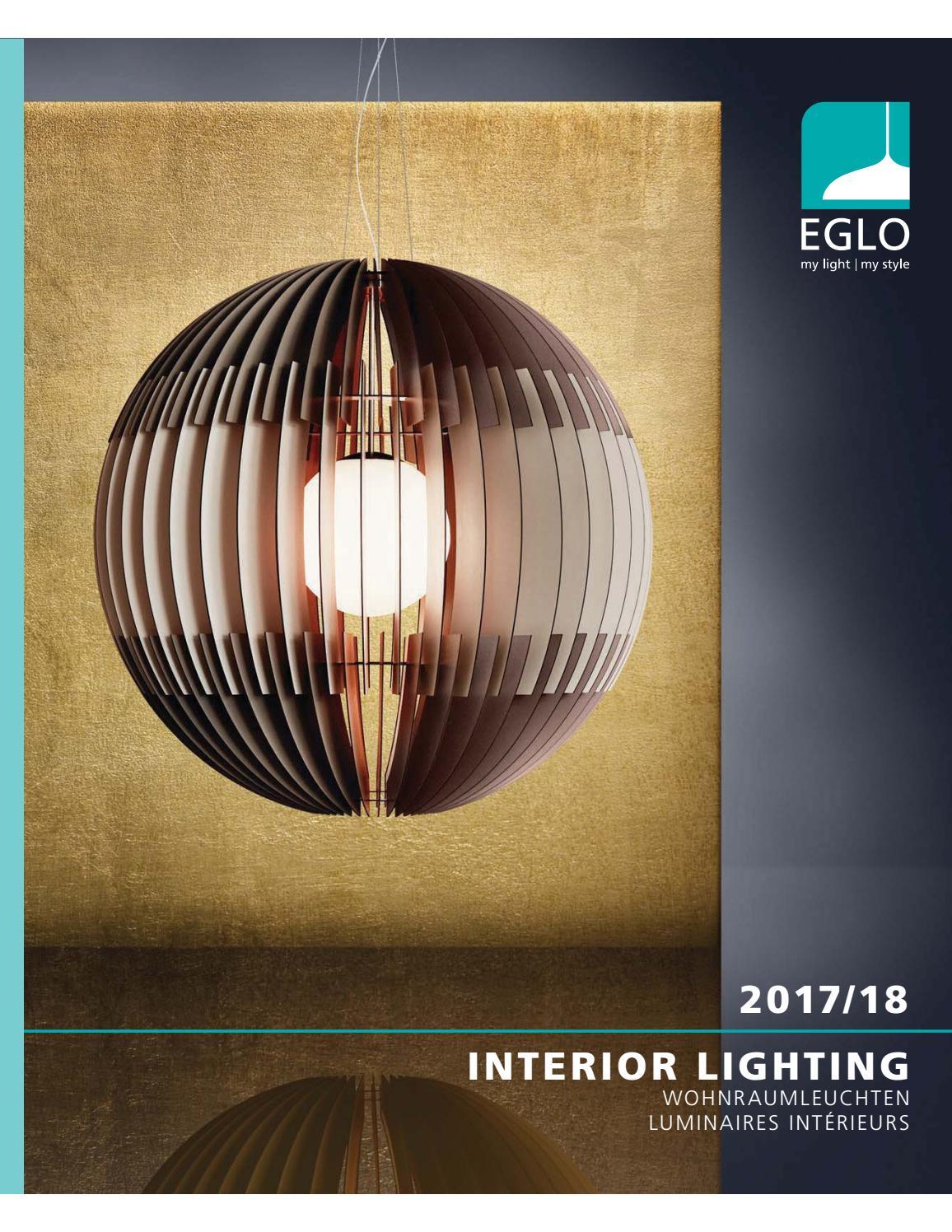 Eglo 95052 Pasteri Single Wall Light Stainless Steel//Satin Nickel//Fabric//Black