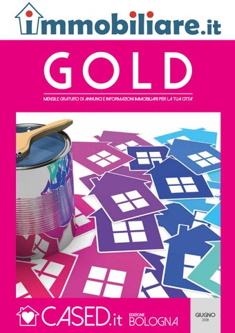 CaseD Gold Bologna Giugno 2018 by Press-One srl - issuu