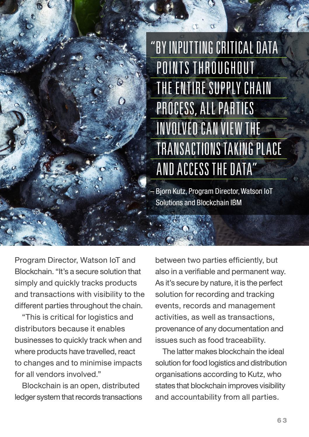 Supply Chain Magazine — May 2018 by Supply Chain Digital - issuu