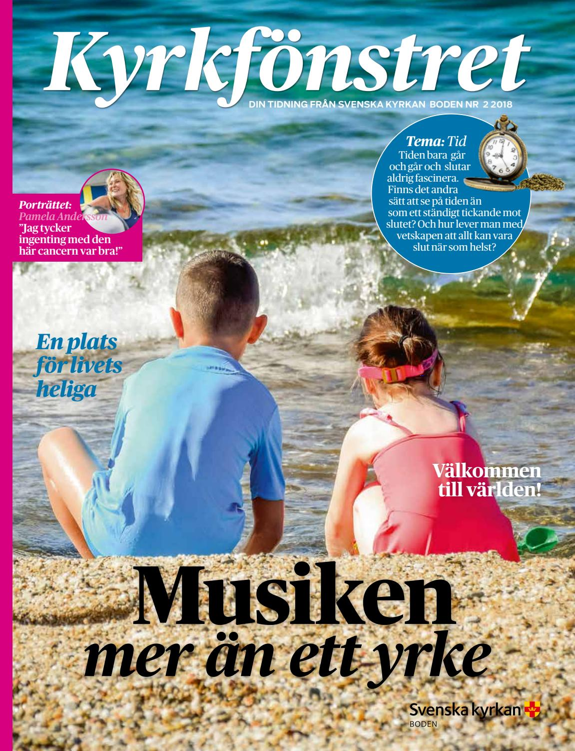 Kyrkfönstret Boden maj 2018 by Berling Media - issuu e9121e4b52e76